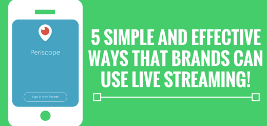 5 Simple and Effective Ways that Brands